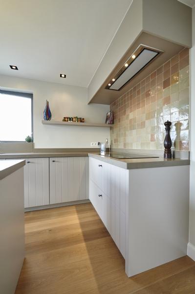 keukens in cottage landelijke stijl